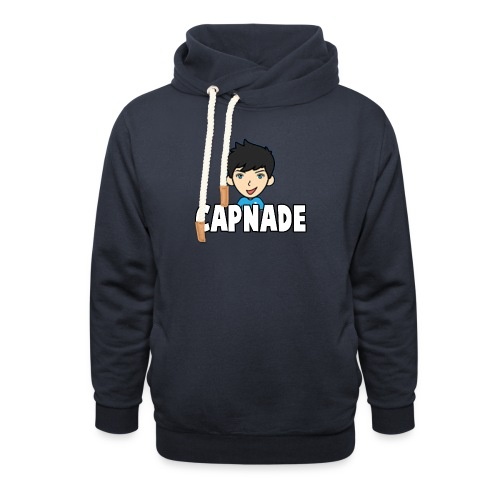 Basic Capnade's Products - Shawl Collar Hoodie