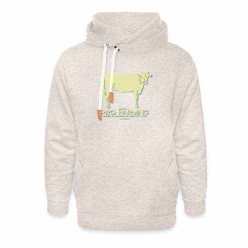 PRO Farming - Felpa con colletto alto unisex