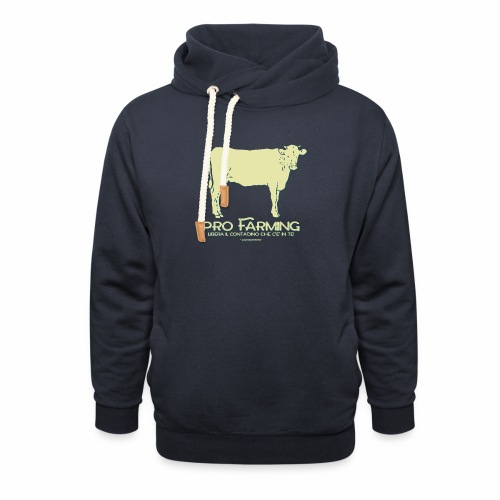 PRO Farming - Felpa con colletto alto unisex