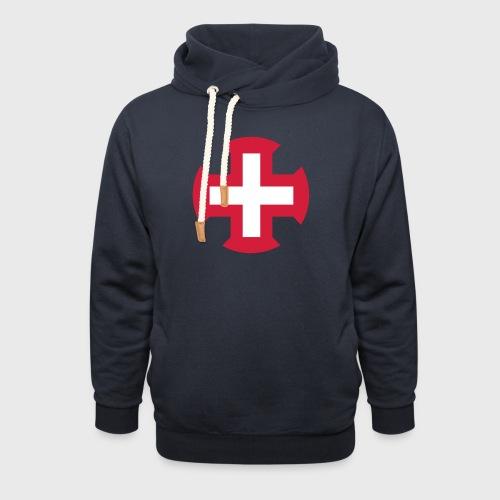 Croix du Portugal - Sweat à capuche cache-cou