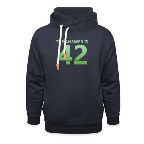 42 - Shawl Collar Hoodie