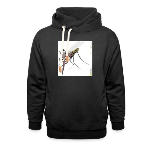 moustique dessin anime - Sweat à capuche cache-cou