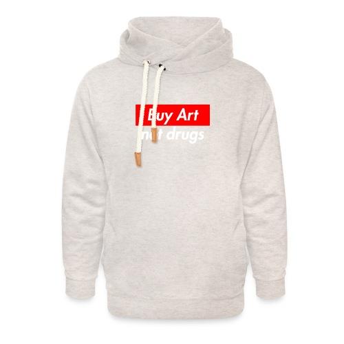 Buy Art Not Drugs - Unisex huivikaulus huppari