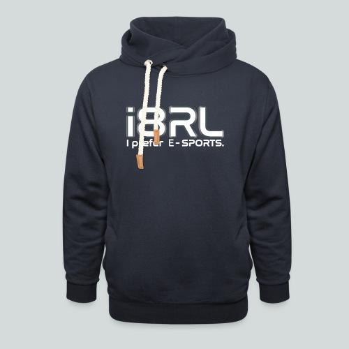 i8RL - I prefer e-sports - Sweat à capuche cache-cou