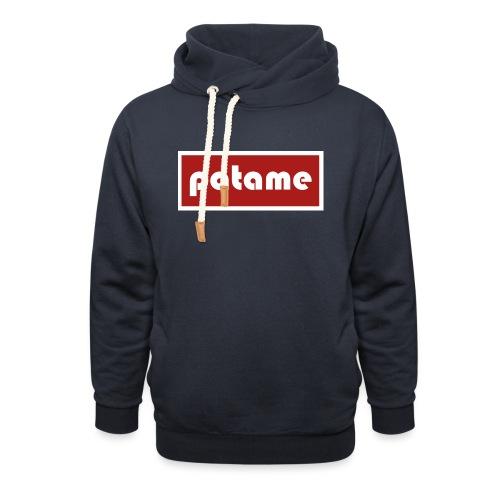 patame Logo - Schalkragen Hoodie