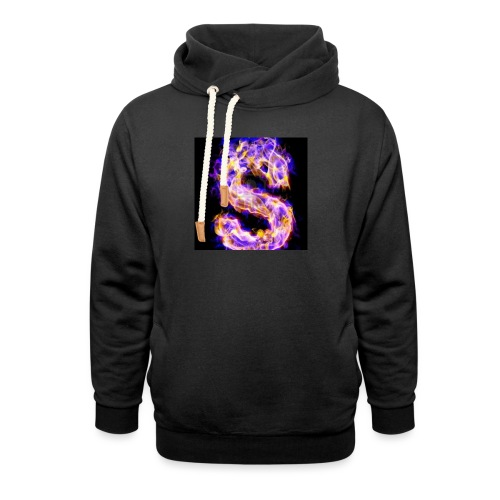 logo - Shawl Collar Hoodie