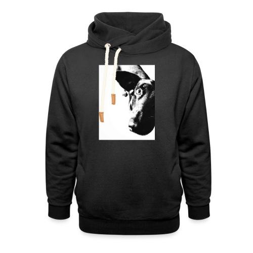 Einauge - Schalkragen Hoodie