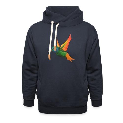 EXOTIC BIRD - MINIMALIST - Sweat à capuche cache-cou