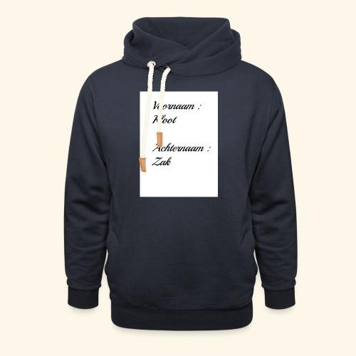IMG 20190111 103113 - Unisex sjaalkraag hoodie