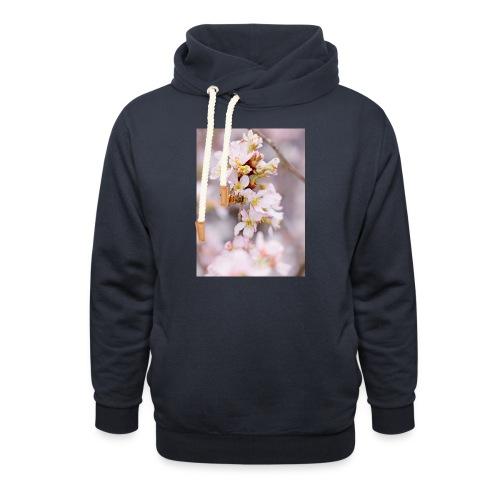Schöne Biene 1 - Unisex Schalkragen Hoodie
