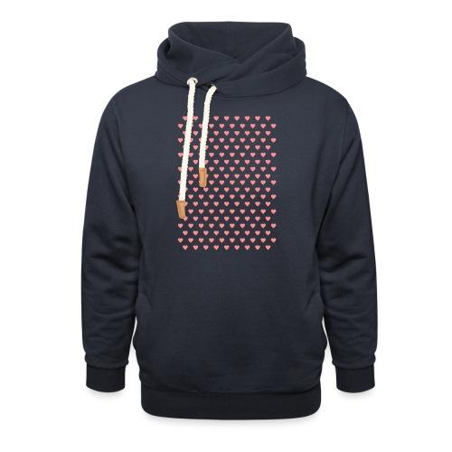 wwwww - Shawl Collar Hoodie