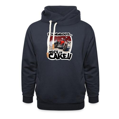 Ducati Monster Skidding - Sudadera con capucha y cuello alto