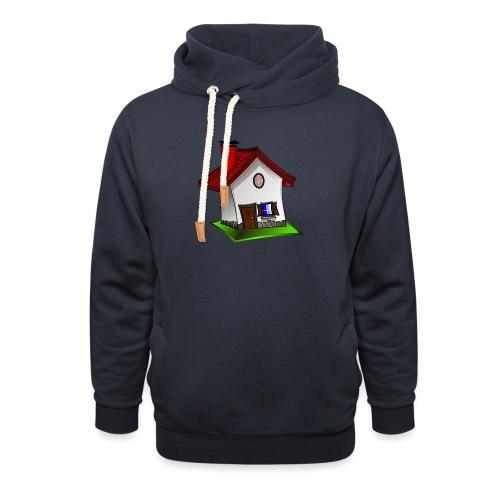 Haus - Schalkragen Hoodie