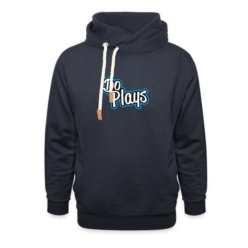 Hoodie Unisex   Doplays - Sjaalkraag hoodie