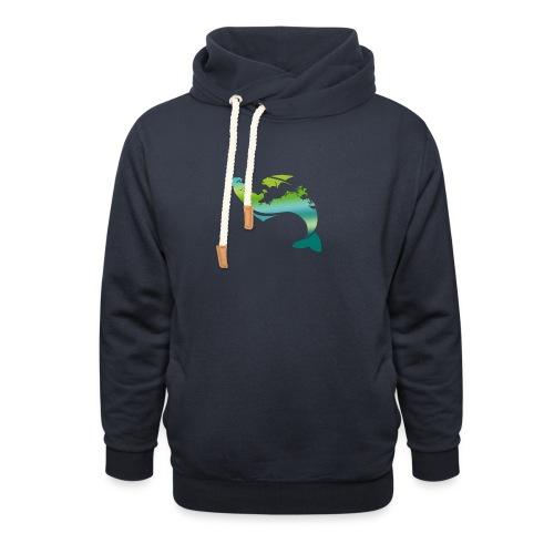 Küstenfisch - Schalkragen Hoodie