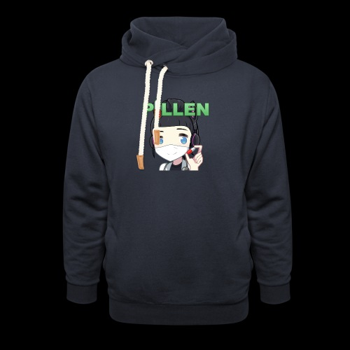 Honey Pillen - Schalkragen Hoodie