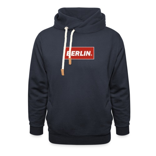 Berlin - Shawl Collar Hoodie