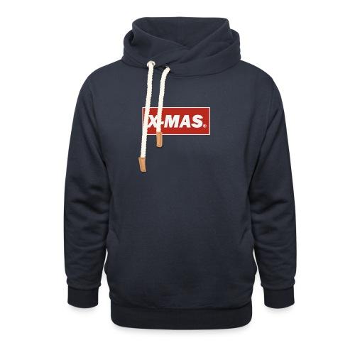 X Mas - Shawl Collar Hoodie