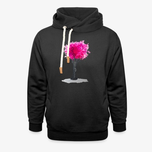 Tree - Shawl Collar Hoodie