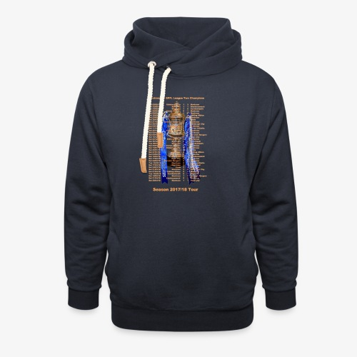 Montrose League Cup Tour - Shawl Collar Hoodie