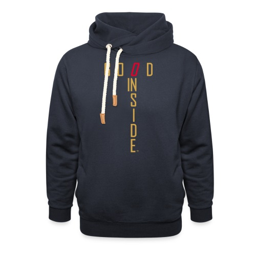 GOOD INSIDE - Shawl Collar Hoodie
