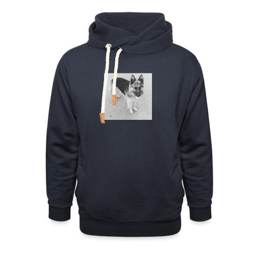 Ready, set, go - Unisex sjaalkraag hoodie