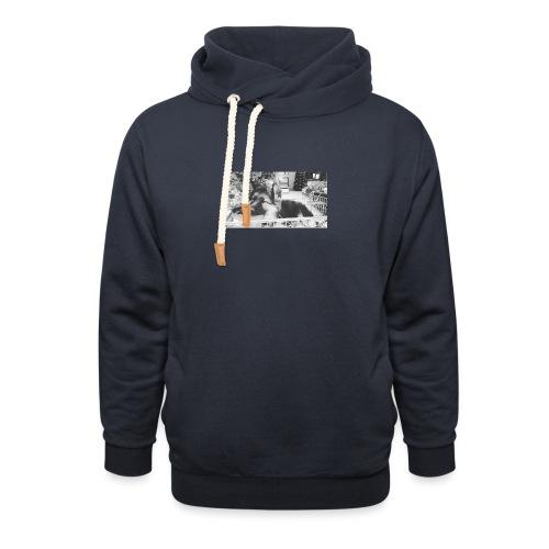 Zzz - Unisex sjaalkraag hoodie