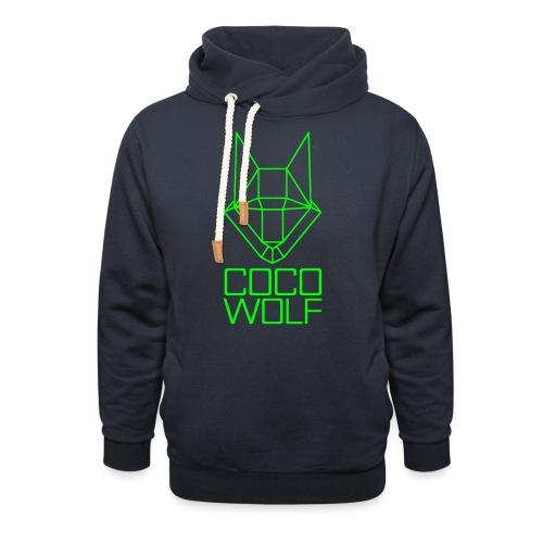 COCO WOLF - Schalkragen Hoodie