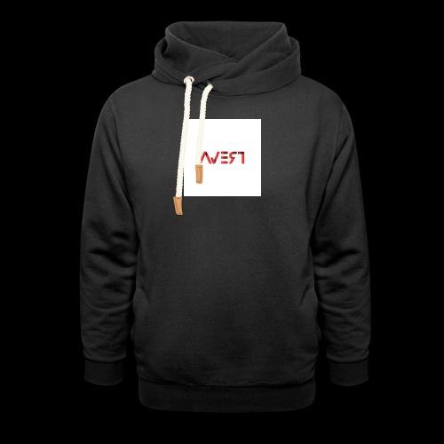 AVERT YOUR EYES - Unisex sjaalkraag hoodie