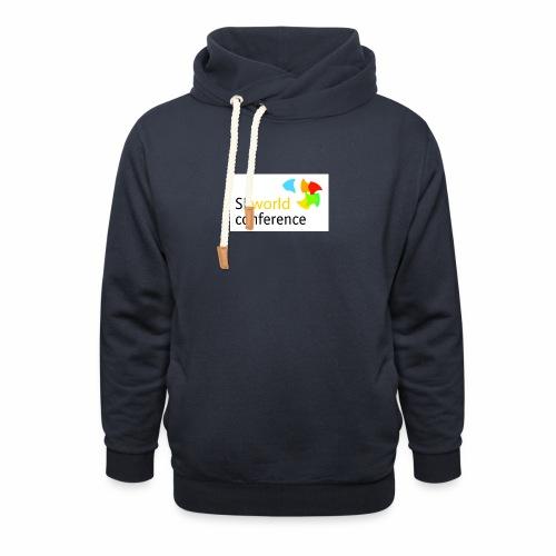 SFworldconference T-Shirts - Unisex Schalkragen Hoodie