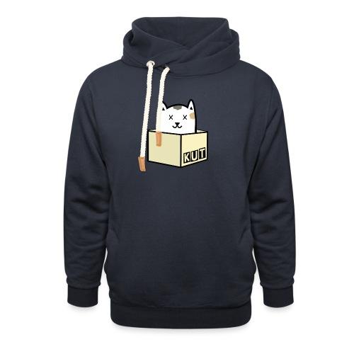 Kitten Los Default Colours - Sjaalkraag hoodie