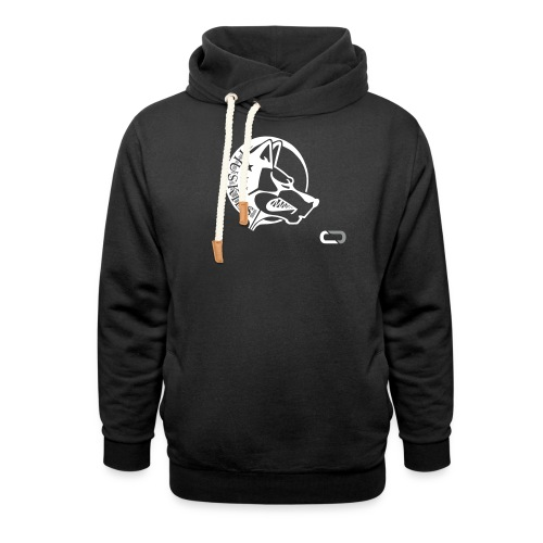 CORED Emblem - Shawl Collar Hoodie