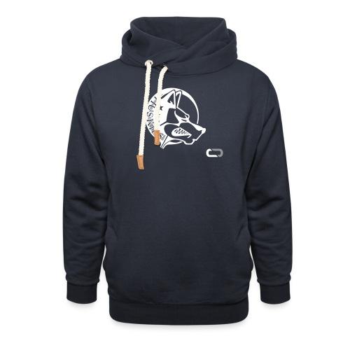 CORED Emblem - Unisex Shawl Collar Hoodie