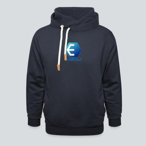 ennoaj - Unisex sjaalkraag hoodie