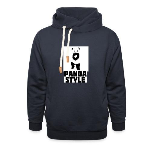 fffwfeewfefr jpg - Unisex hoodie med sjalskrave