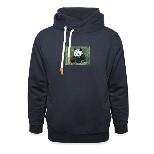 wiiiiiiiiiiiiiiiiie - Unisex sjaalkraag hoodie