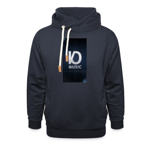 iphone6plus iomusic jpg - Shawl Collar Hoodie