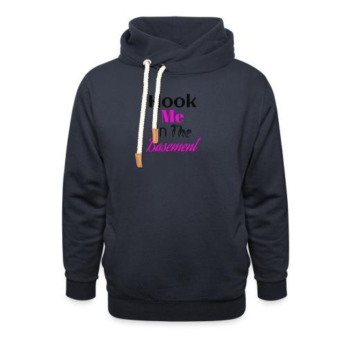 Hook N Chill - Unisex hoodie med sjalskrave