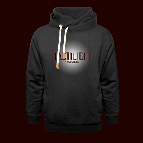 Tactilight Logo - Unisex Shawl Collar Hoodie