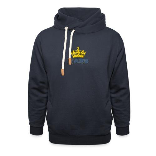YARD king - Unisex sjaalkraag hoodie