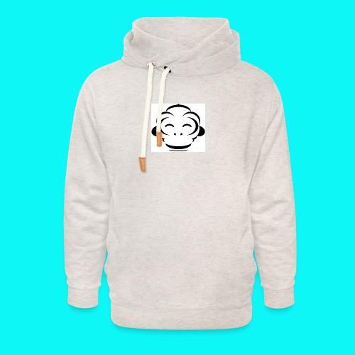 FullSizeRender_-1- - Unisex hoodie med sjalskrave
