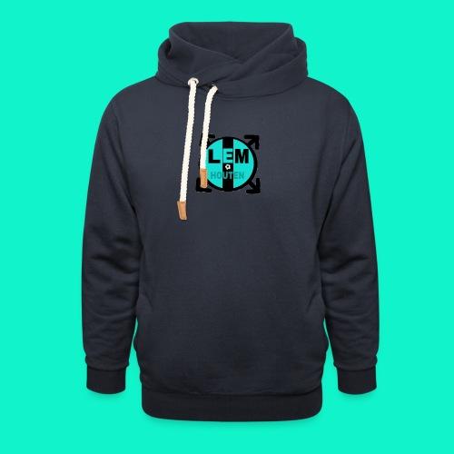 lol - Unisex sjaalkraag hoodie