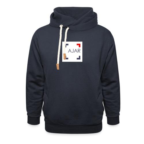 AJAR Logo - Sweat à capuche cache-cou unisexe