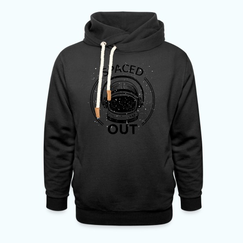 Space Out - Shawl Collar Hoodie