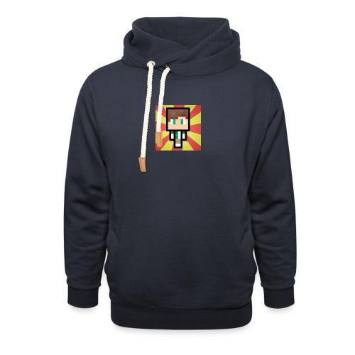 m crafter - Unisex hoodie med sjalskrave