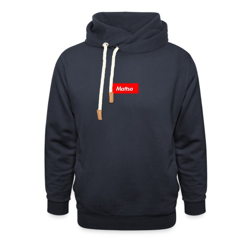 Mattso Merch to Flex - Unisex Shawl Collar Hoodie