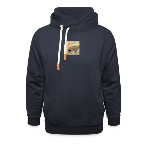 Friends 3 - Shawl Collar Hoodie