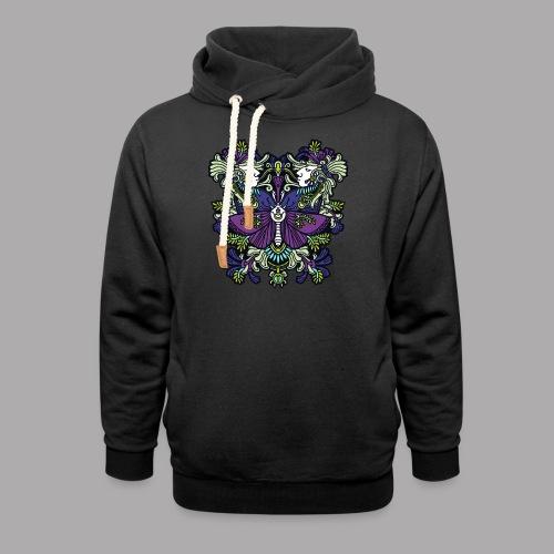 moth - Unisex Shawl Collar Hoodie
