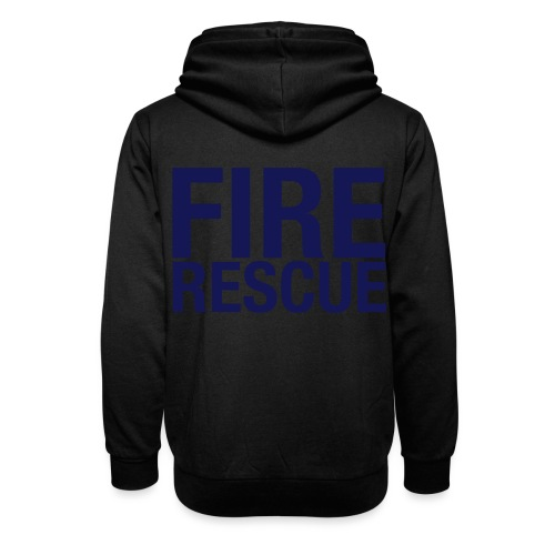 Fire and Rescue - Shawl Collar Hoodie