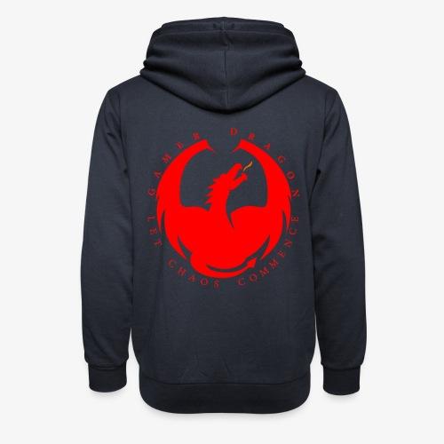 GamerDragon - Unisex Shawl Collar Hoodie